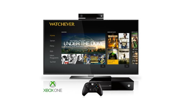 watchever-xbox-one