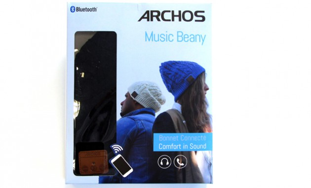 Archos-Music-Beany-Verpackung