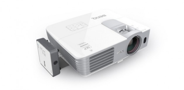 BenQ W1070+ FHK-Hinweis