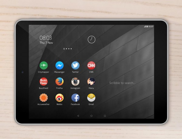 Nokia N1: Nokias neues Android 5.0 Tablet