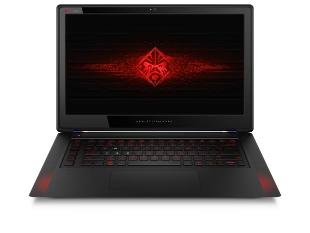 HP stellt super-flaches Gaming-Notebook Omen vor