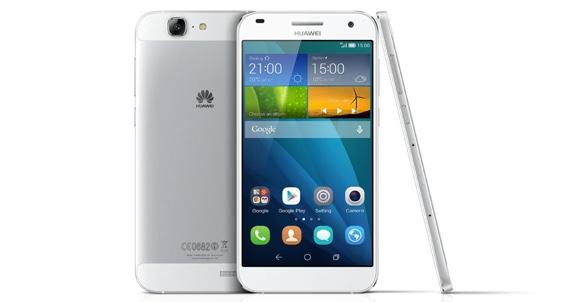 Huawei Ascend G7: Interessantes 5,5-Zoll-Phablet jetzt in Deutschland erhältlich