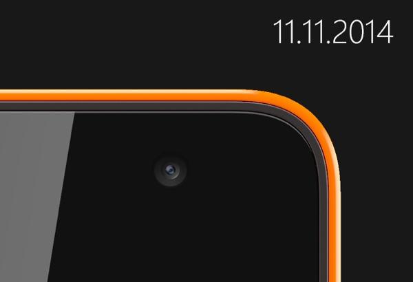 Microsoft wird neues Lumia-Smartphone am 11. November vorstellen
