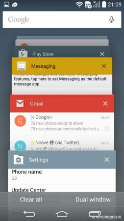 LG G3: Android-5.0-Update wird ab nächster Woche in Deutschland verteilt