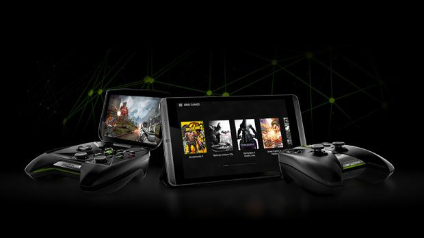 Nvidia startet mit Gaming-on-Demand-Dienst GRID, Shield Tablet bekommt Lollipop am 18.11.