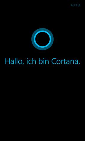 Microsoft bringt seine digitale Assistentin Cortana nach Deutschland