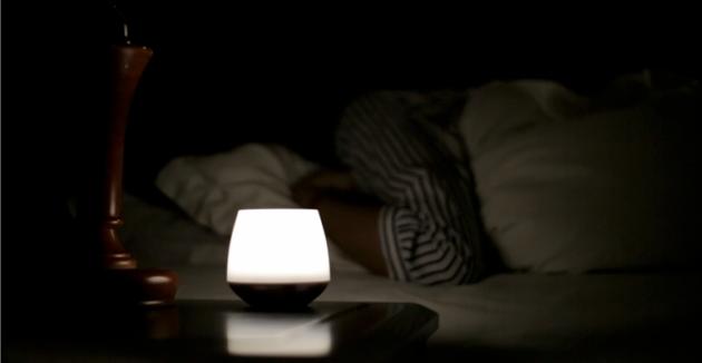 PLAYBULB-CANDLE-Nachtlicht
