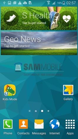 Galaxy S5: Samsung beginnt mit Verteilung von Android 5.0