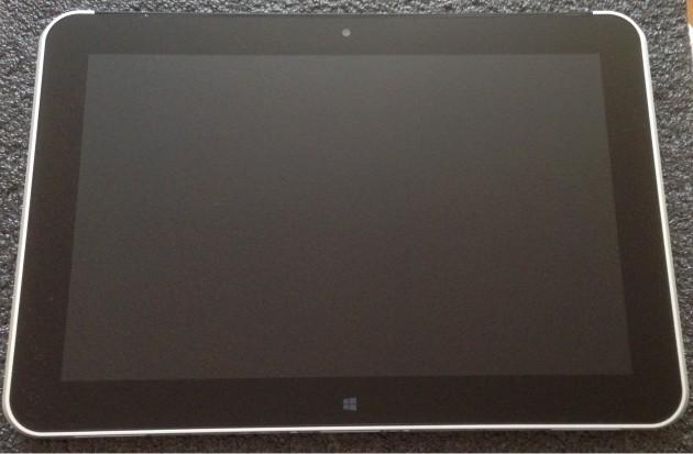 Tester - HP Elitepad 1000 G2 Vorderseite