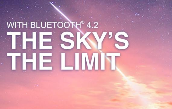 Bluetooth 4.2 bringt mehr Sicherheit und Internet-Konnektivität mit