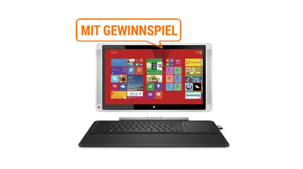 Test und Gewinnspiel: HP Envy X2 15-c000ng – Notebook, All-in-One-PC und Tablet in Einem