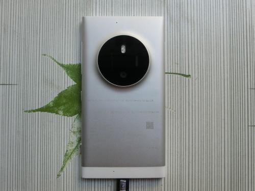 Fotos und Infos zum vermeintlichen Lumia-1020-Nachfolger aufgetaucht
