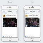 Facebooks iOS-App verbessert Fotos beim Upload jetzt automatisch