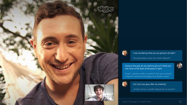 Skype Translator: Echtzeitübersetzer von Microsoft startet als Vorab-Version