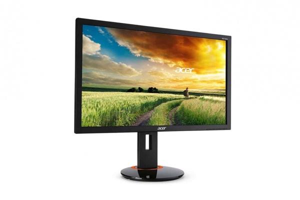 Acer präsentiert G-Sync-Monitor mit 144 Hertz und rahmenloses Gaming-LCD