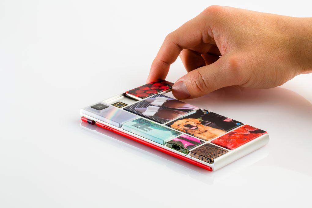 Project Ara: Sennheiser zeigt Audio-Modul für das modulare Smartphone