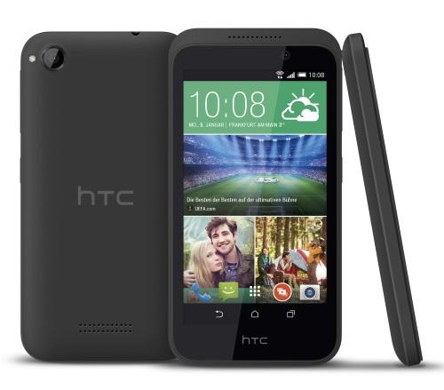 CES 2015: HTC stellt das erschwingliche Desire 320 vor