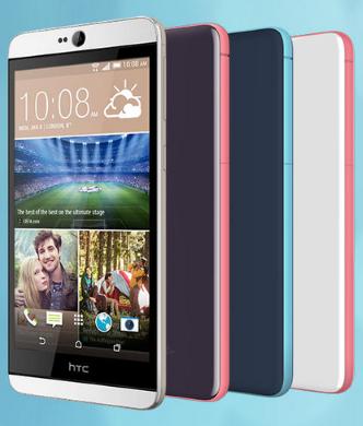 CES 2015: HTC präsentiert das Desire 826 mit Ultrapixel-Selfie-Cam