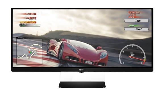 CES 2015: LG stellt 34-Zoll-Monitor mit FreeSync im 21:9-Format vor