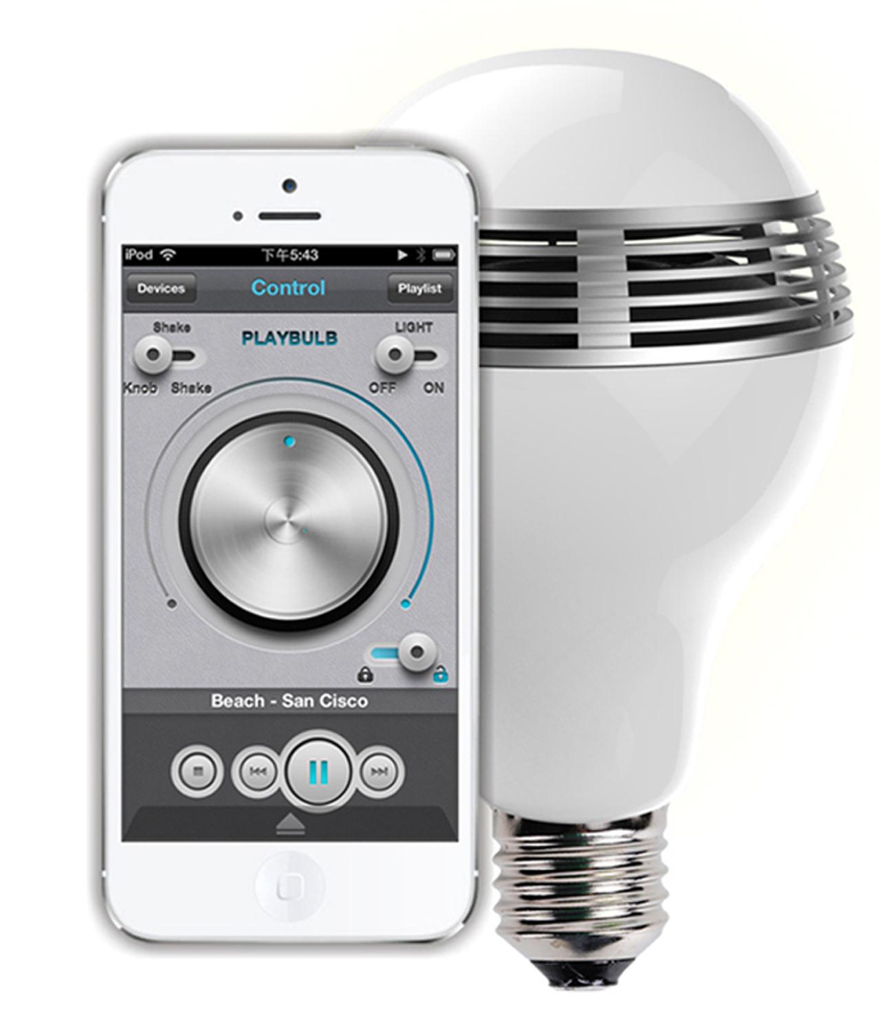 Mipow-Playbulb-Dimmen Spannende Lampen Per App Steuern Dekorationen
