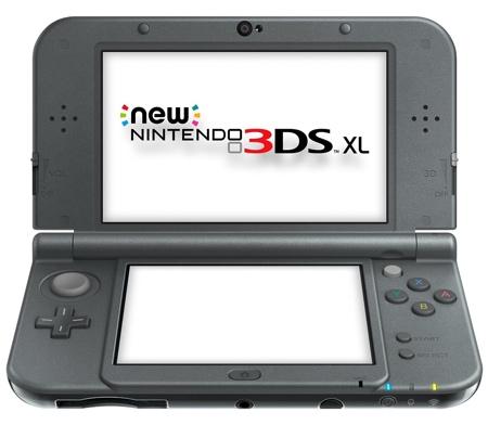 Nintendo: New 3DS und New 3DS XL kommen am 13. Februar nach Deutschland
