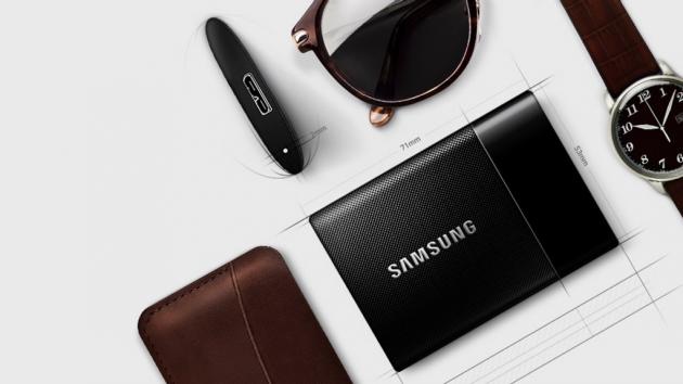 Samsung externe SSD