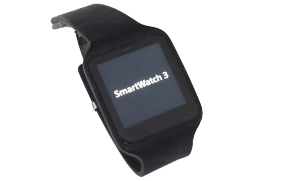 Sony Smartwatch 3 mit Android Wear
