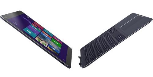 CES 2015: Asus stellt schlanke Convertible-Serie Transformer Book Chi vor