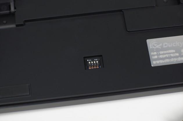 Schalter zur Deaktivierung der Windowstasten