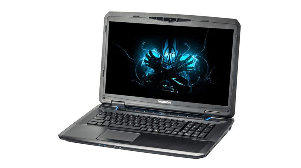 MEDION ERAZER X7829: Schnelles Gaming-Notebook mit 17,3-Zoll-Display im Test