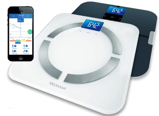 Test & Gewinnspiel: Analysewaage Medisana BS 430 connect  – Gewichtskontrolle per App