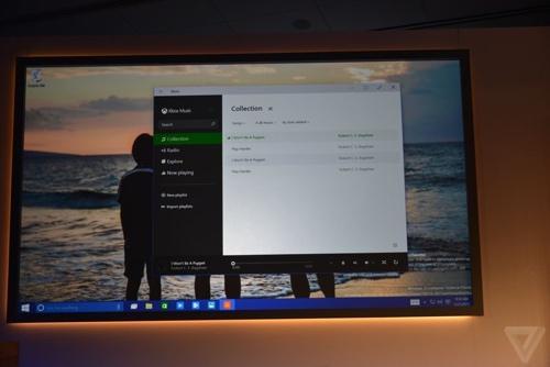 Windows 10: Microsoft gewährt ersten Blick auf neue Desktop-Features