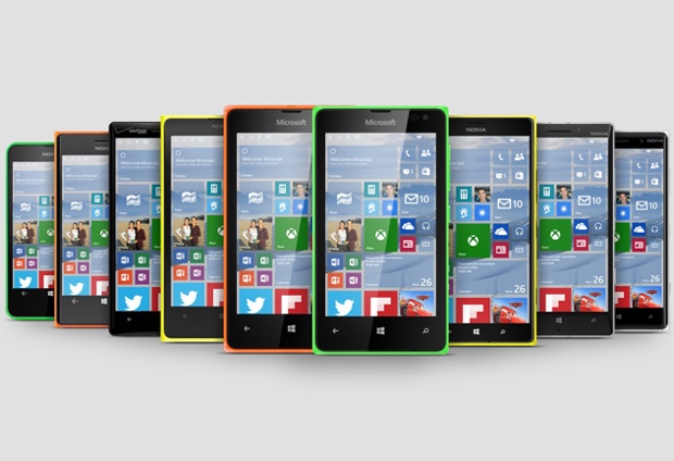 Windows 10: Nicht alle Features für Lumias mit 512 MByte RAM