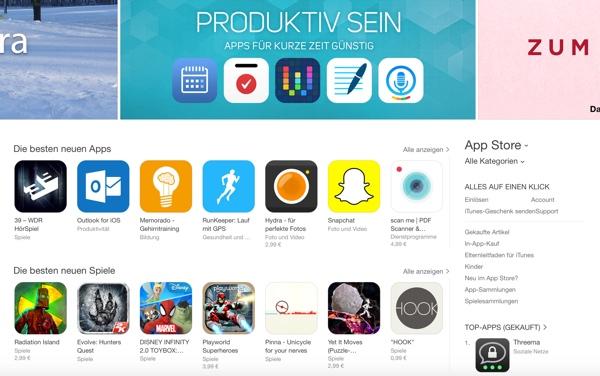 Marktforscher: App Store zunehmend von erfolglosen Zombie-Apps durchflutet