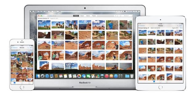 Apple: Erste Entwickler-Beta von OS X 10.10.3 bringt neue Fotos-App mit