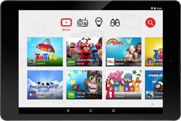 YouTube Kids startet in den USA
