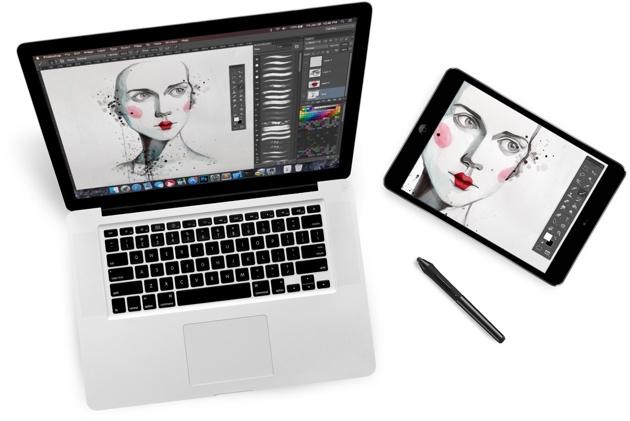 Astropad verwandelt das iPad in ein Grafiktablet für den Mac