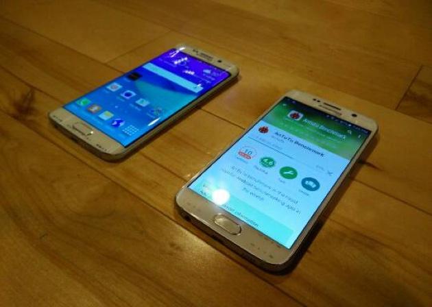 Samsung Galaxy S6 und S6 Edge zeigen sich vorab in kurzem Video
