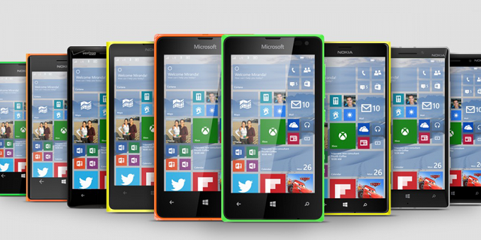 Windows 10 auf dem Smartphone installieren