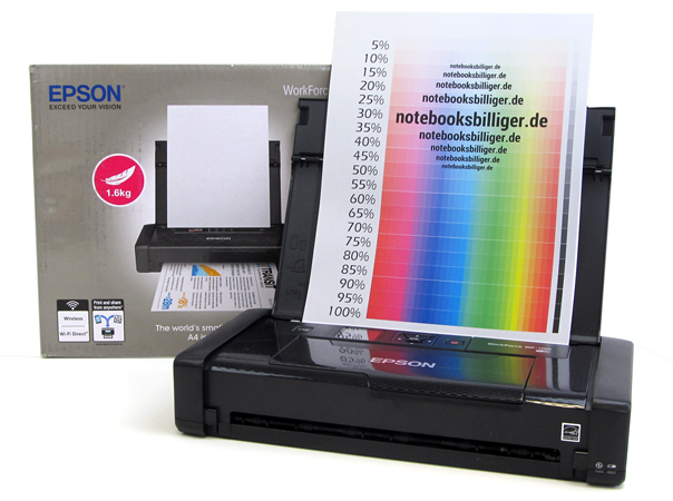 Epson WorkForce WF-100 - Aufmacher-klein