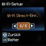 WiFi Direct Einrichten