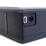 USB- und Netzteil-Anschluss