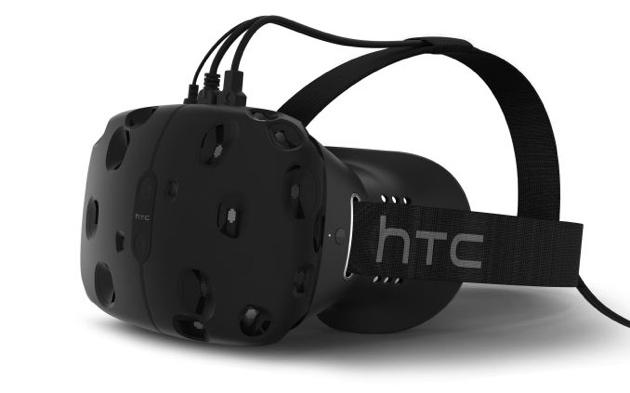 MWC 2015: HTC präsentiert VR-Headset Vive und Fitness-Armband Grip