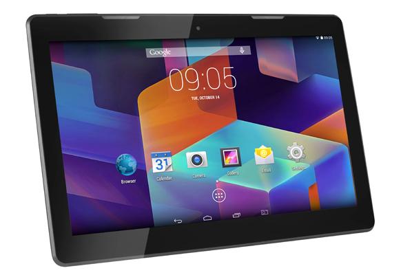 Hannspree kündigt großes Android-Tablet mit 13,3 Zoll und Full-HD-Display zur CeBIT an