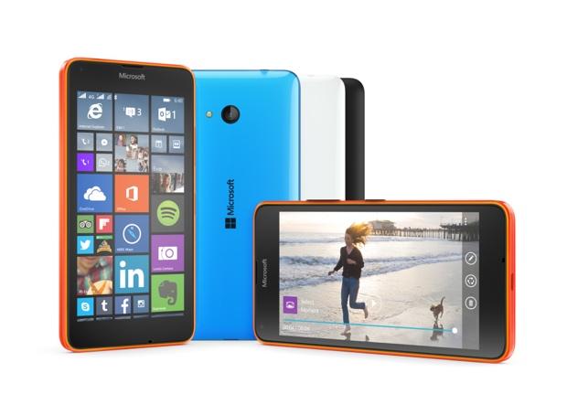 MWC 2015: Microsoft erweitert seine Mittelklasse mit Lumia 640 und 640 XL