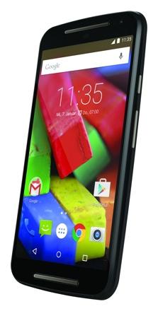 Motorola kündigt das Moto G 4G LTE an