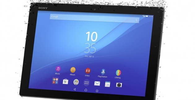 MWC 2015: Sony kündigt Xperia Z4 Tablet und Xperia M4 Aqua an