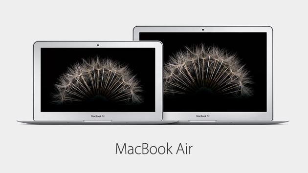 Apple frischt MacBook-Air- und MacBook-Pro-Reihe auf