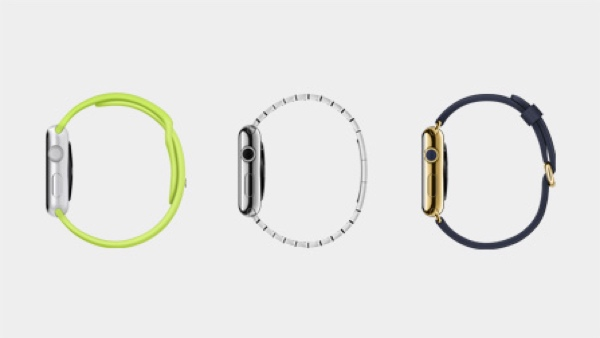 Apple Watch: Marktstart am 24. April mit Preisen ab 399 bis 18.000 Euro