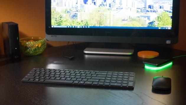 Microsoft präsentiert neue, schick designte Tastatur-Maus-Kombi